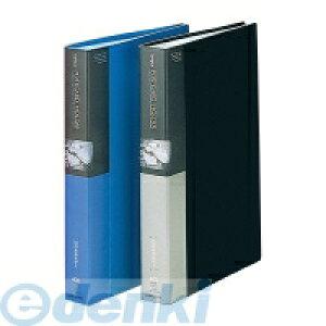 コクヨ KOKUYO 51129972 ポストカードホルダーA4縦台紙50枚 200枚収容青 ハセ−230NB