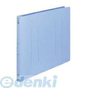コクヨ KOKUYO 51142292 フラットファイルPP B4横 15mmとじ 2穴 青 フ−H19B