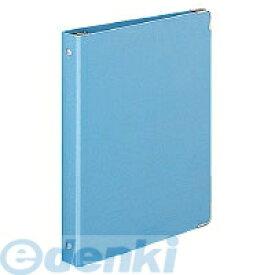 コクヨ KOKUYO 51252533 バインダーノート〈カラーパレット〉ミドルA5縦20穴ライトブルー ル−105−9