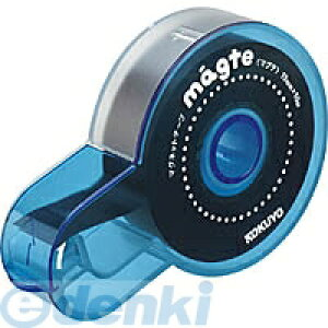 コクヨ KOKUYO マク−M370 【40個入】マグネットテープ<マグテ>19mm×8m片面接着剤ディスペンサー付き マグネットテープマグテ テープカッター付き 55048385
