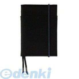 コクヨ KOKUYO 60852052 カバ−ノ−ト<SYSTEMIC active> 2冊収容タイプ A7黒B罫30枚 ノ−657B−D