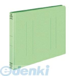 コクヨ KOKUYO 61359222 【10個入】 フラットファイルW厚とじA4横25mm250枚収容2穴緑 フ−W15NG