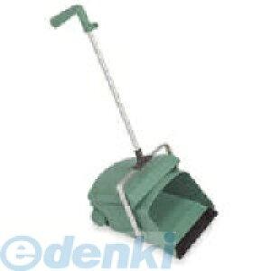 テラモト DP-462-100-1 デカチリトリ1本柄 グリーン DP4621001 KTL2401 車輪付き 掃除用品 大容量 デカチリトリ一本柄 デカチリトリDP-462-100