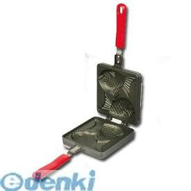 パール金属 [D-419] おやつDEっSE ふっ素加工たい焼器 D419【キャンセル不可】