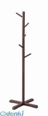パール金属 [N-8282] 木製ポールハンガーS ブラウン N8282【キャンセル不可】