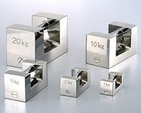 村上衡器製作所 村上衡器 MURAKAMI0265 ステンレス製まくら型分銅単品 M2級2kg MURAKAMI-0265