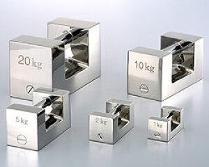 村上衡器製作所 村上衡器 MURAKAMI0266 ステンレス製まくら型分銅単品 M2級1kg MURAKAMI-0266