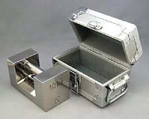 【ポイント2倍】村上衡器製作所 村上衡器 MURAKAMI0276 ステンレス製まくら型分銅ケース入り F1級1kg MURAKAMI-0276