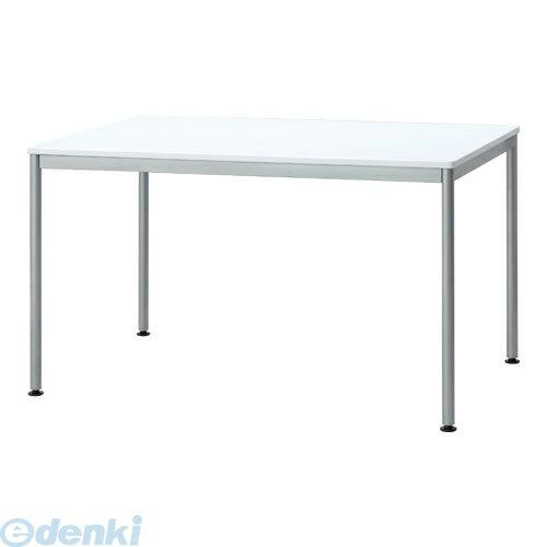 ナカバヤシ [81584] ユニットテーブル ホワイト 1200*750 HEM−1275W 81584