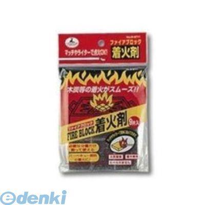 パール金属 [M-6711] ファイアブロック着火剤 9片入 M6711【キャンセル不可】