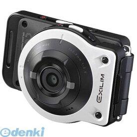 カシオ計算機 [EXFR10WE] デジタルカメラ