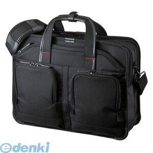 エグゼクティブビジネスバッグPRO BAG-EXE8 [15.6型ワイド対応 ブラック]