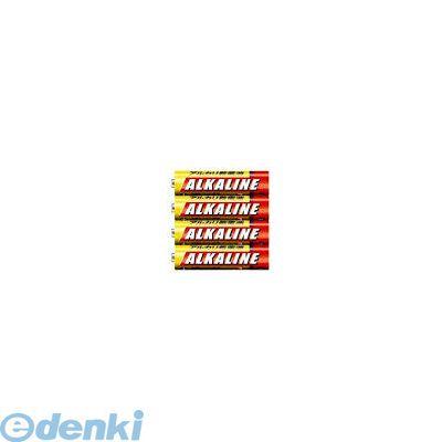 【あす楽対応】三菱電機 [LR6R/4S] アルカリ電池単3×4本パック【即納・在庫】