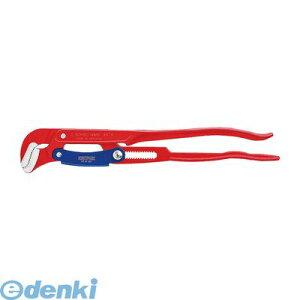 クニペックス KNIPEX 8360-020 8360−020 パイプレンチ 【スウェーデン型】 8360020 パイプレンチS型 560mm ミニウォーターポンププライヤー コブラ 125mm