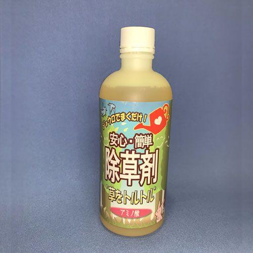トップウェル [L600247] 草をトルトル アミノ酸 ジョウロでまくだけ安心・簡単除草剤【5400円以上送料無料】