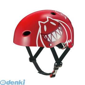 OGK KABUTO オージーケーカブト 4966094528102 FR−KIDS ヘルメット モンスターレッド 子供用ヘルメット