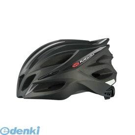OGK KABUTO(オージーケーカブト)[4966094563875] TRANFI ヘルメット マットブラックシルバー S/M