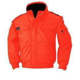 [4532484752404]ECOWORLD8696ボウカンジヤケツト色:オレンジサイズ:5L