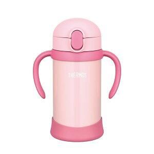 サーモス THERMOS FHV-350-P まほうびんのベビーストローマグ FHV350P 350ml ピンク 水筒 プレゼント 約350ml 名前入り 真空断熱 ワンタッチオープンタイプ