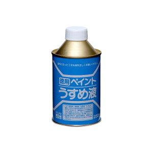 ニッペホームプロダクツ 4976124500503 ペイントうすめ液 250ml
