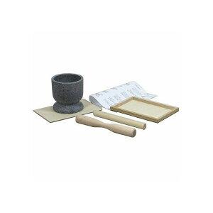 4952135173189 ナガノ産業 みかげ石 餅つきセット2合用