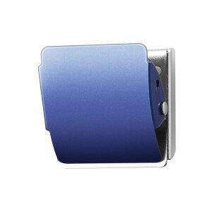 プラス 4977564622060 マグネットクリップ CP−040MCR M ブルー