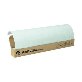 【ポイント2倍】スマートバリュー P152J-B 方眼模造紙プルタイプ50枚ブルー P152JB ジョインテックス SV 方眼模造紙プルタイプ50枚ブルーP152J-B