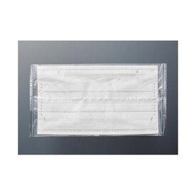 [4988318501241]白元アース 個包装不織布マスク レギュラーサイズ 50枚 _