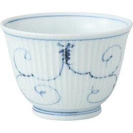 西海陶器[73451]【5個入】唐草ぶどう軽量仙茶