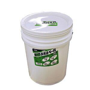 アサヒペン 4970925310279 アサヒペン プロ用多用途ペール 20L TB−7白