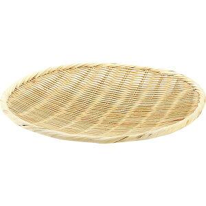 4967151177141 萬洋 竹製盆ザル21cm 15−801 特上 直径21cm 15-150 ざるラーメン ざるそば皿 梅干し