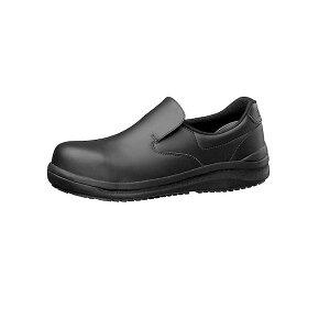 【ポイント5倍】4548890058207 ミドリ安全 ハイグリップ耐滑安全靴 黒 30cm NHS600
