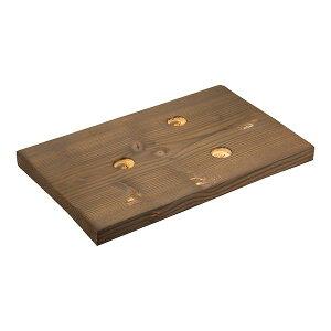 4967151058334 エムテートリマツ MT 鉄鍬型 鉄板 大 木台のみ