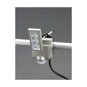 【個人宅配送不可】 エスコEA864CB-161A 直送 代引不可・他メーカー同梱不可 AC100V/11.0W LEDセンサーライト 1灯 EA864CB161A