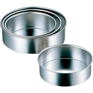 4560127494626 赤川器物製作所 AG 18−8共底デコ缶12cm