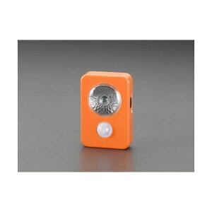 EA864CB-83 単3x3本 LEDセンサーライト 電池式 EA864CB83