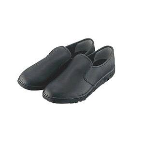【ポイント2倍】4979058599070 ミドリ安全H−100C黒24.5cm超耐滑軽量作業靴ハイグリップ