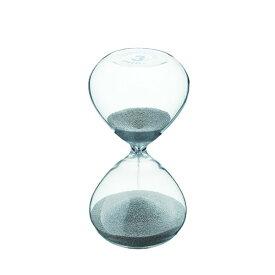 4942334019517 青芳 プレシャス サンドグラス 3分計 シルバー 砂時計 プレシャスサンドグラス 3min タイマー カジュアルプロダクトプレシャス サンドグラス3min