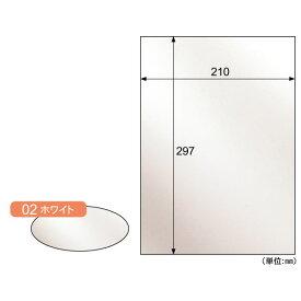 【ポイント2倍】ヒサゴ CT02S 【5個入】 カラー素材紙 クラッポメタル/ホワイト