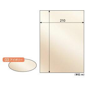 【ポイント2倍】ヒサゴ CT03S 【5個入】 カラー素材紙 クラッポメタル/アイボリー
