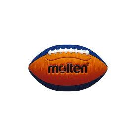 モルテン molten Q3C2500-OB フラッグフットボールミニ オレンジ×ブルー Q3C2500OB