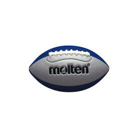 モルテン molten Q3C2500-SB フラッグフットボールミニ シルバー×ブルー Q3C2500SB