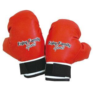 4982724411439 ENJOY FAMILY EFS−141 親子ボクシンググローブ・パンチングミットセット エンジョイファミリー サクライ貿易 エクササイズ トレーニング スポーツ