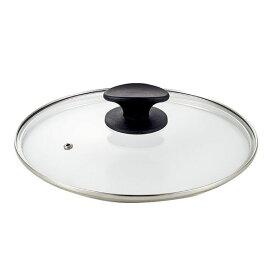 4989409088870 鍋型フライパン専用ガラス蓋 24cm 114471