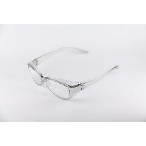 K12378-2 メガネ型拡大鏡 ファインミニ クリアレンズグレー 1.6倍 K123782