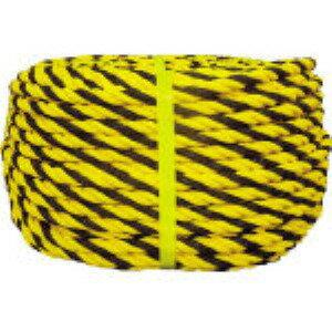 【あす楽対応】ユタカ [Y12-100] ロープ 標識ロープ巻物 12φ×100m (12M/MX100M) Y1 Y12100