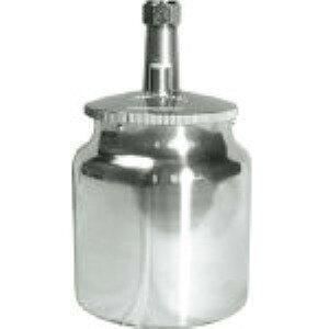 【あす楽対応】「直送」デビルビス KR-470-1 吸上式塗料カップアルミ製 容量700CC G3/8 KR4701 324-8461