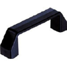 【あす楽対応】「直送」ELESA AGS110 アーチグリップ 六角穴付きボルト仕様 107×36 M6 ブラック A 108-5671 イマオコーポレーション ベンリック エレサ 取手