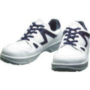 シモン 8611WB-24.0 安全作業靴 短靴 8611白/ブルー 24.0cm 8611WB 8611WB24.0 【送料無料】