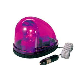 人材 (人材) [千瓦-12] 圆滑旋转灯闪光球旋转灯灯塔 KW12 02P28Sep16